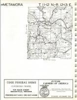 Map Image 008, Franklin County 1966
